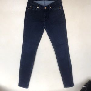 Skinny 7 For All Mankind Jeans
